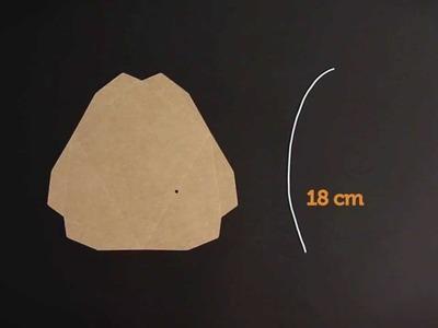 Cajita para regalo piramidal - Vídeo de montaje ref. 0536 SelfPackaging