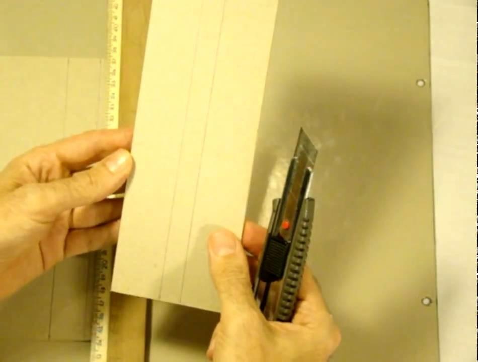 Como hacer una caja para guardar tus pilas recargables  - Trabajos manuales - Manualidades