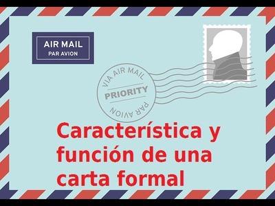 Cómo hacer una carta formal -Estudia y aprende