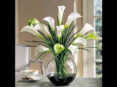 Decorar con flores tu casa