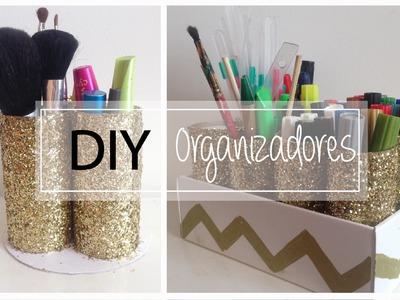 DIY Decora tu cuarto - Organizadores