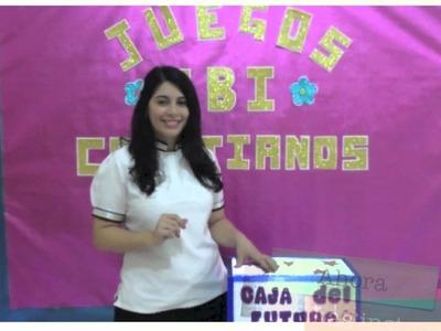"""Ebi México - Juegos Cristianos: """"La Caja del futuro"""""""