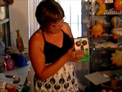 """** Manualidades y """" reciclaje"""". + BÚHO (1ª parte)  www.muchos-colores.com"""