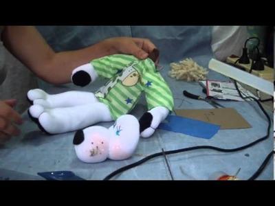 Muñecos Soft. perrito veterinario 2.2 subtitulado. proyecto 89
