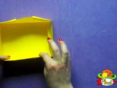Papiroflexia: Cómo hacer una caja