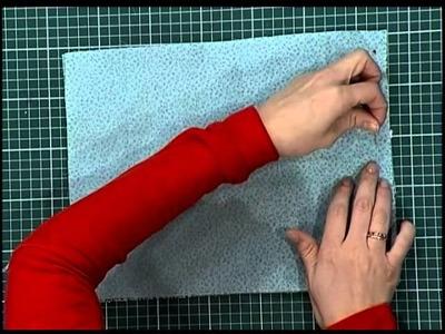 Como hacer un estuche para el cepillo de dientes (2da parte)