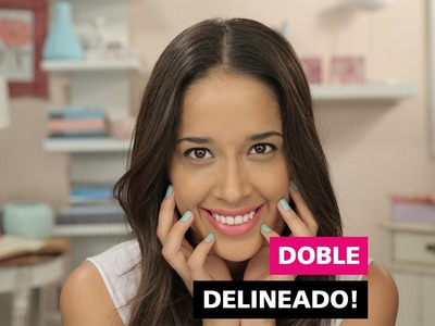 Tutorial: Doble delineado, full color! – No aguanto a mis hermanas