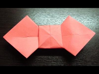 Como hacer un MOÑO DE PAPEL para FIESTAS | Figuras de papel