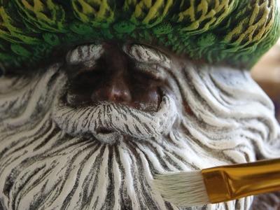 Como Pintar Espiritu de Navidad de Ceramica