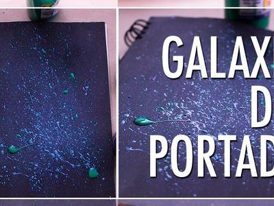Decora tu cuaderno como una GALAXIA ➳ CatCort