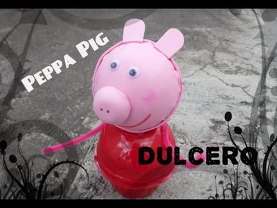 Dulcero de Peppa Pig
