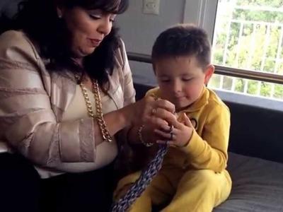 Festeja a tus niños - Tejiendo con Laura Cepeda
