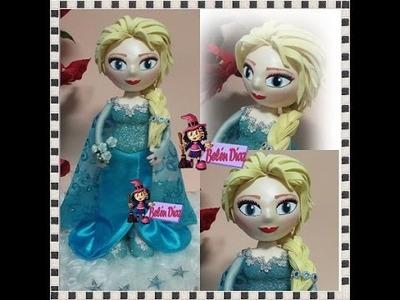 Fofucha Frozen