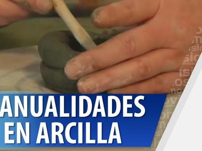 Manualidades con Arcilla