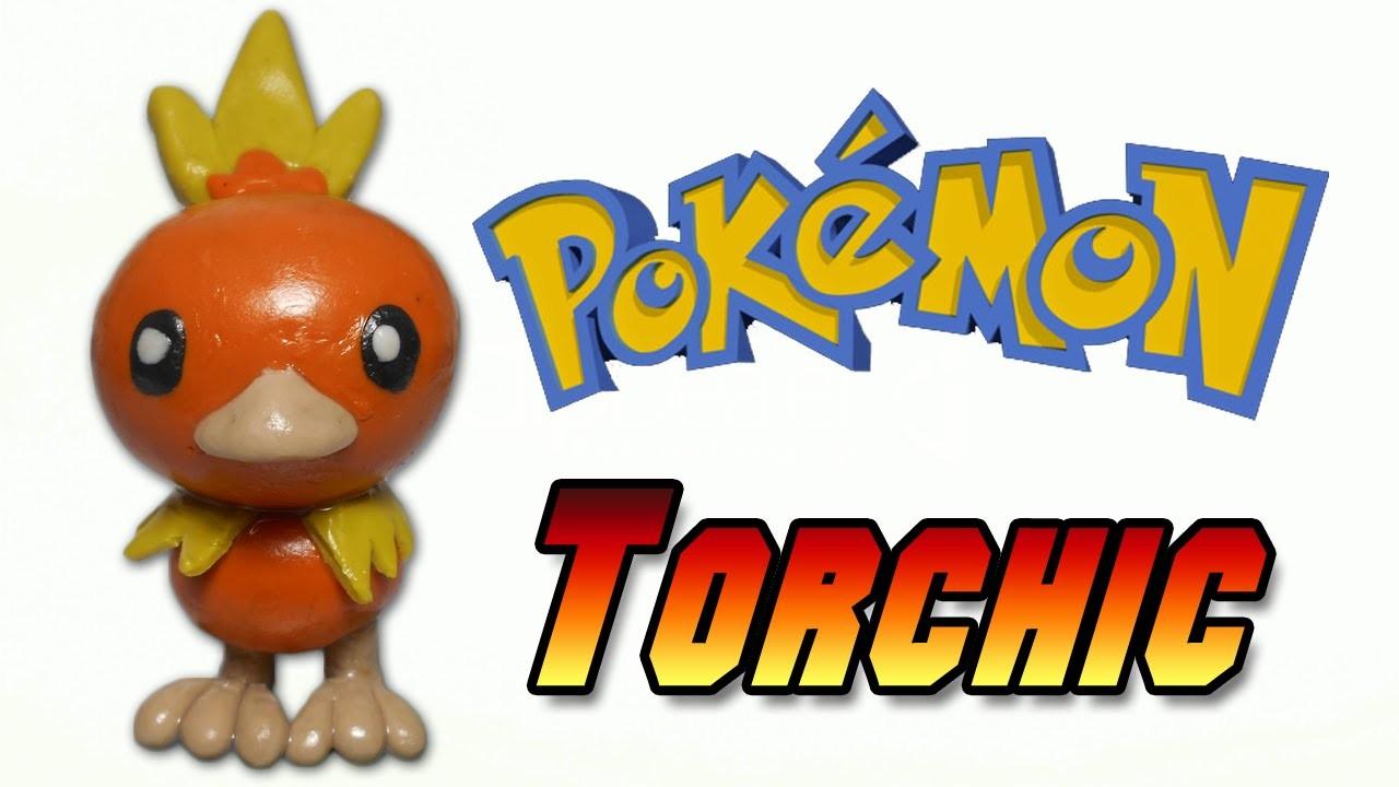 Pokemon | Torchic Clay Tutorial | Plastilina