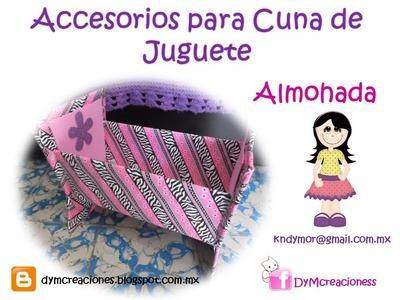 Accesorios para cuna de juguete **Almohada**