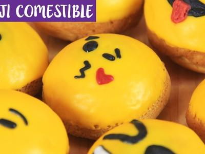 Cómo hacer emojis comestibles! (Postre fácil) ✎ Craftingeek
