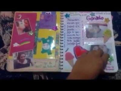 Cuaderno de Amor (Terminado). Notebook love for my boyfriend