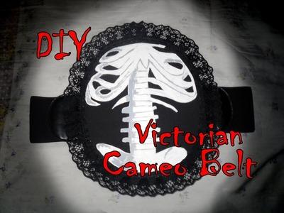 ♥ DIY ♥ Cinturón estilo victoriano ♥ (colaboración)