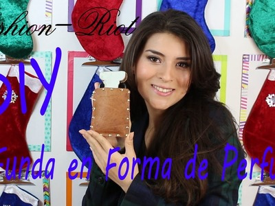 Funda para telefono Perfume (Regalitos fáciles para navidad)