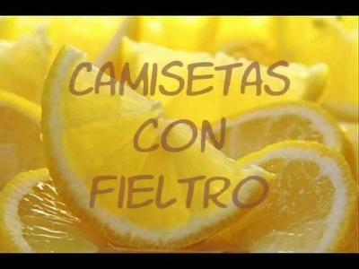 Limonerías 2011 - Manualidades en fieltro y bisutería