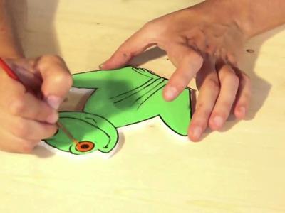 Manualidades en komafoam - cartón pluma. Handicrafts with komafoam - foam board