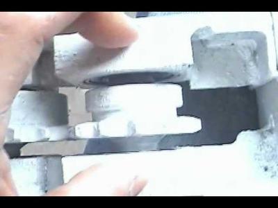 Optimizando mecanismo de tracción anti-brincos para cadena paso 40 es fantástico.