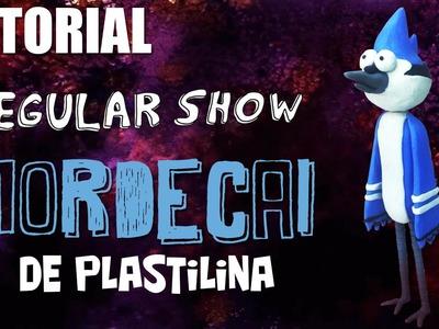 Tutorial Mordecai (Un show más) de Plastilina
