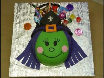 Bolsa de Dulces para Halloween - 1a. Parte