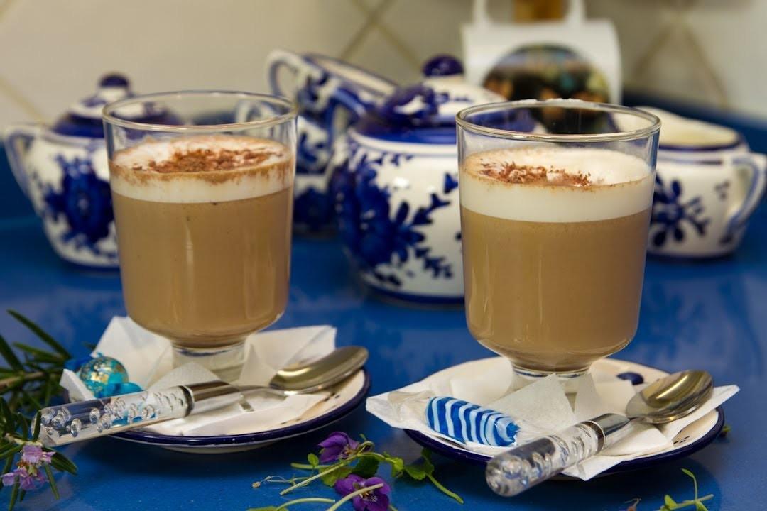 Cafe Vienes para Dos Personas