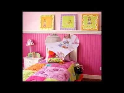 Cómo decorar la habitación para tus niñas
