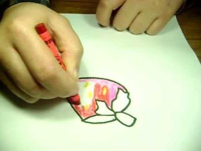 Como dibujar una fresa