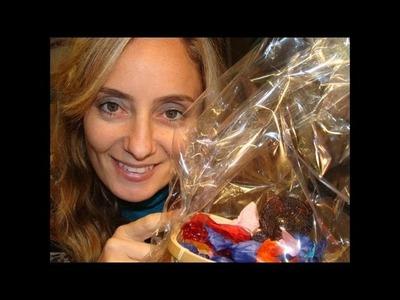 Cómo hacer caramelos ecológicos, caseros, libre de químicos para niños by Pilar