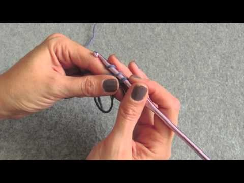 Cómo hacer un aro mágico en crochet (magic ring.magic loop)