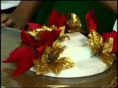 Decoración Total - Programa 6 - Arreglo de Navidad
