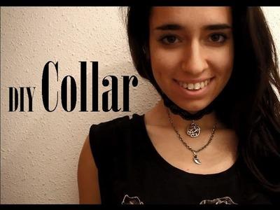 DIY Collar: gargantilla de encaje | MySecondChance