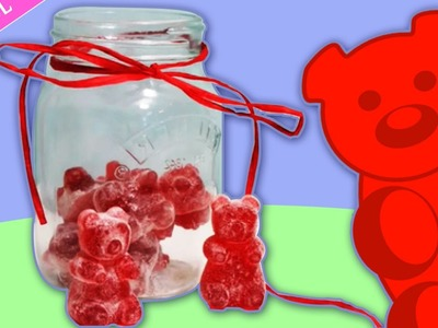 How to Make Gummy Bear | Fun Recipes for Kids | HooplaKidz Espanol