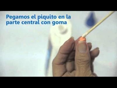 Mira cómo hacer estos divertidos adornos para lápices