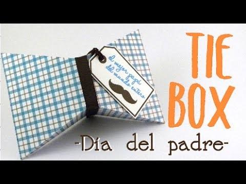 TIE BOX: FATHER'S DAY - CAJA PAJARITA: DIA DEL PADRE
