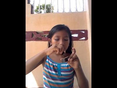 Tutorial de maquillaje para niñas de 9  a 10 años