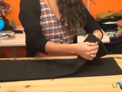 Cómo hacer el dobladillo del pantalón