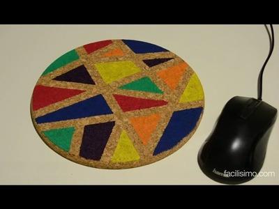Cómo hacer una alfombrilla de ratón personalizada | facilisimo.com