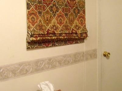 Cómo hacer una cortina romana  Parte 3.3 - La receta de la abuelita