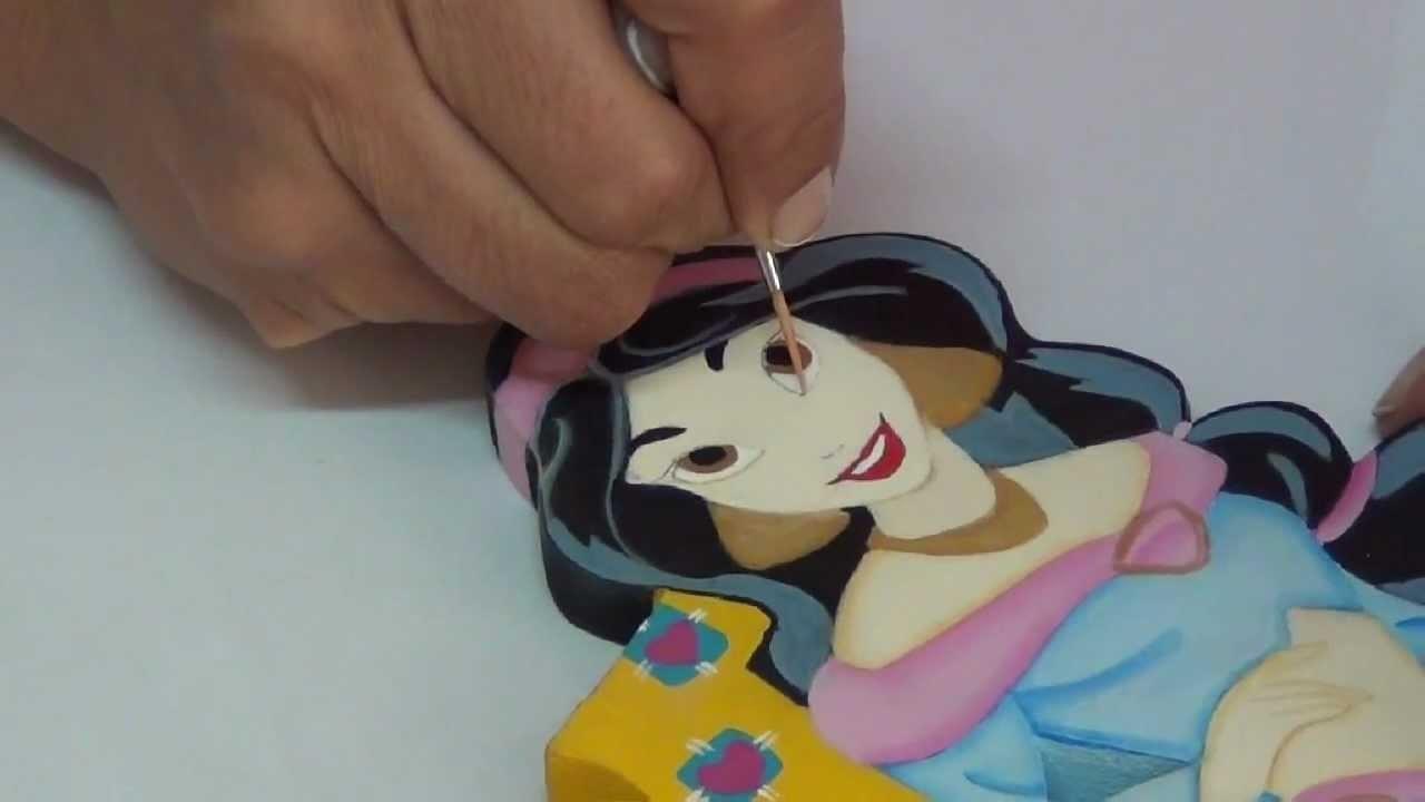 Curso Arte y Pintura Country en Madera