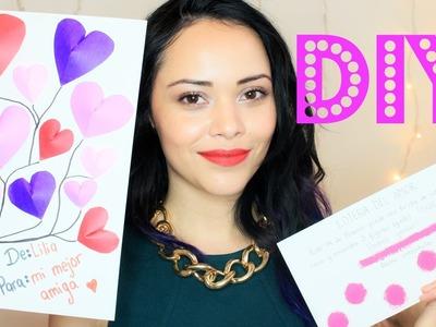 DIY 2 ideas para San Valentín