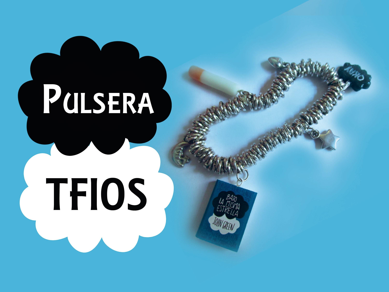 """DIY: Pulsera """"Bajo la Misma Estrella"""""""