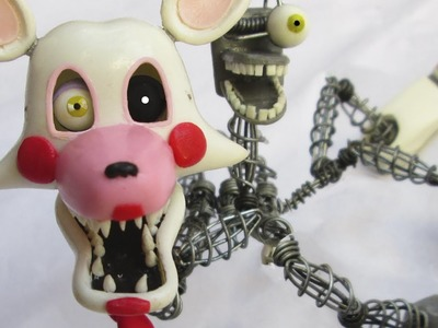 "MANGLE ""TUTORIAL"" ✔PORCELANA FRIA ✔POLYMER CLAY ✔PLASTILINA"