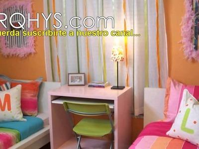 10 ideas para decorar un cuarto muy pequeño