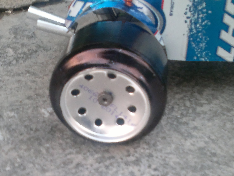 Como hacer un Hot Rod con latas de aluminio tutorial cap.5