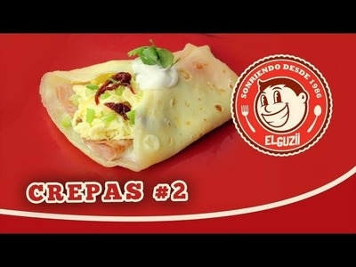 CREPAS!! #2 (Saladas) - El Guzii